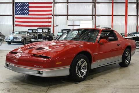 1985 Pontiac Firebird For Sale - Carsforsale.com  |1985 Firebird Price Bra