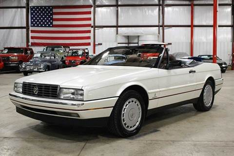 1990 Cadillac Allante for sale in Grand Rapids, MI