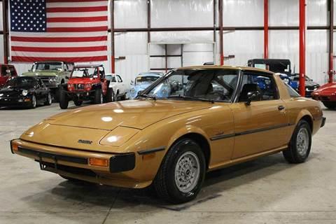 1980 Mazda RX-7 for sale in Grand Rapids, MI
