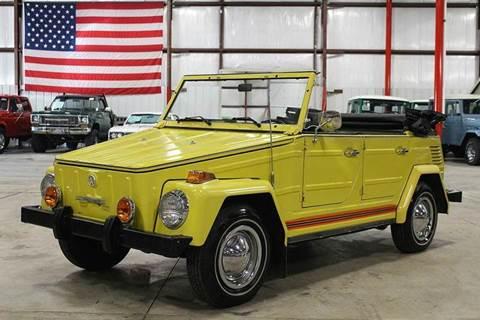 1973 Volkswagen Thing for sale in Grand Rapids, MI
