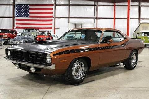 1970 Plymouth Barracuda for sale in Grand Rapids, MI