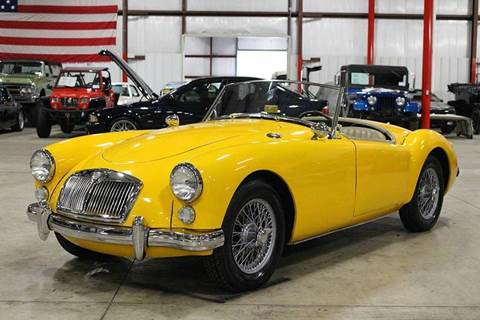 1960 MG MGA for sale in Grand Rapids, MI