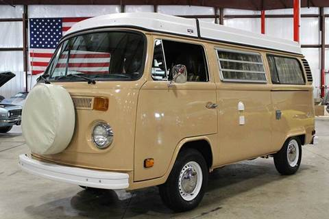 1979 Volkswagen Westfalia for sale in Grand Rapids, MI