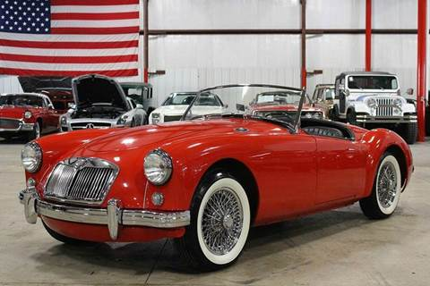 1956 MG MGA for sale in Grand Rapids, MI