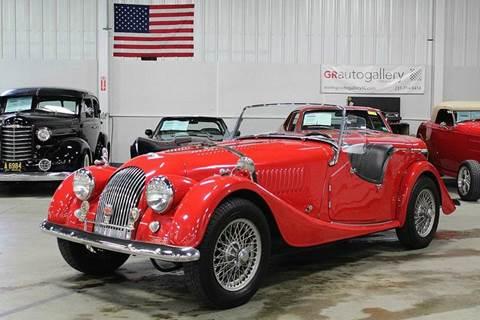 1963 Morgan Plus 4 for sale in Grand Rapids, MI