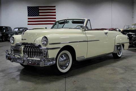 1950 Desoto S-14 Custom for sale in Grand Rapids, MI