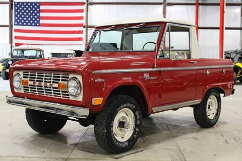 ford bronco for sale michigan. Black Bedroom Furniture Sets. Home Design Ideas
