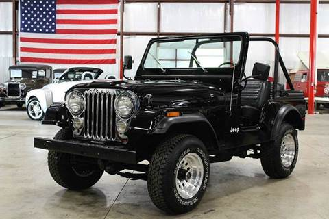 1978 Jeep CJ-5 for sale in Grand Rapids, MI