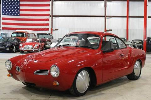 1971 Volkswagen Karmann Ghia for sale in Grand Rapids, MI