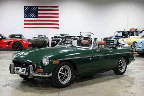 1972 MG B for sale in Grand Rapids, MI