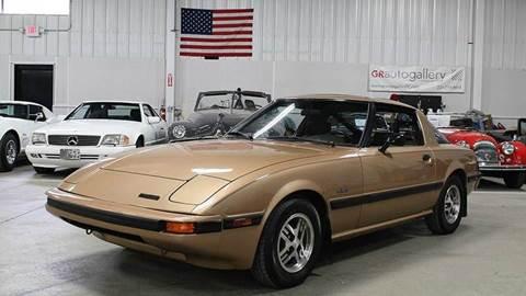 1982 Mazda RX-7 for sale in Grand Rapids, MI