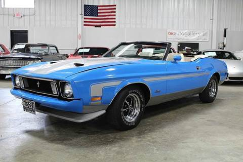 1973 ford mustang for sale in michigan. Black Bedroom Furniture Sets. Home Design Ideas