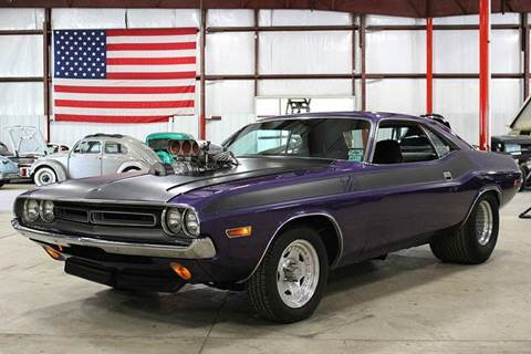 1971 dodge challenger for sale macon ga. Black Bedroom Furniture Sets. Home Design Ideas