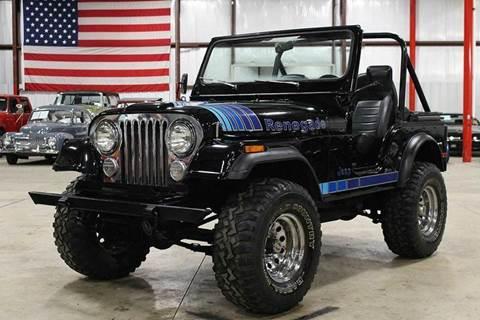 1980 Jeep CJ-5 for sale in Grand Rapids, MI