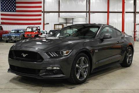 2016 Ford Mustang for sale in Grand Rapids, MI