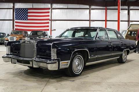 1978 Lincoln Continental For Sale Carsforsale Com