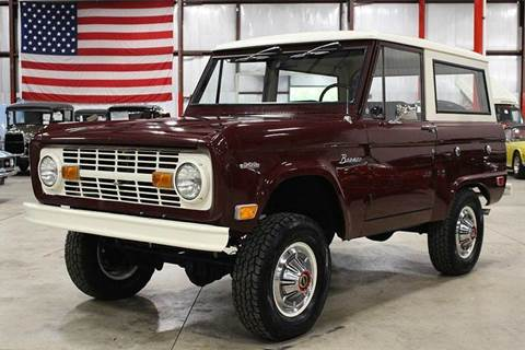 1969 ford bronco for sale. Black Bedroom Furniture Sets. Home Design Ideas