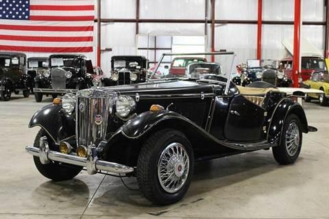 1952 MG TD for sale in Grand Rapids, MI