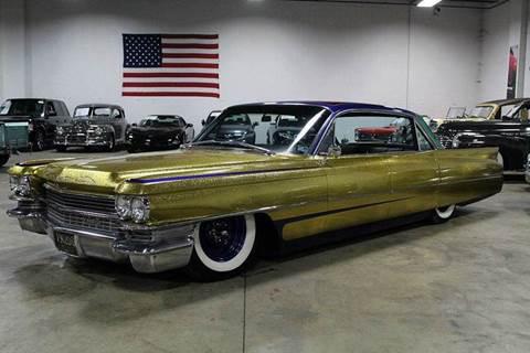 1963 Cadillac Series 62 for sale in Grand Rapids, MI