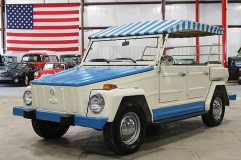 1974 Volkswagen Thing for sale in Grand Rapids, MI