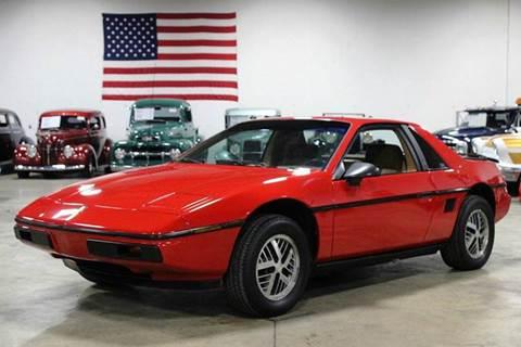 1984 Pontiac Fiero for sale in Grand Rapids, MI