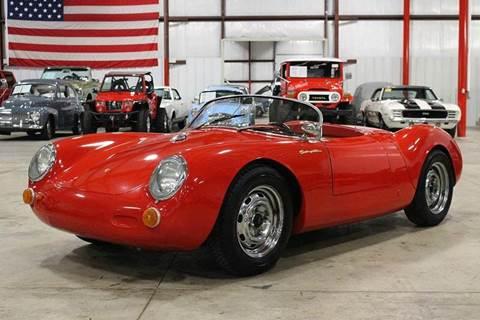 1955 porsche 550 spyder for sale in grand rapids mi - Porsche Spyder 550