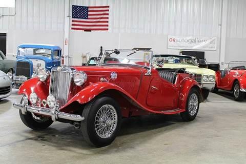 1951 MG TD for sale in Grand Rapids, MI