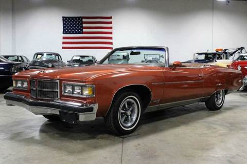 1975 Pontiac Grand Ville for sale in Grand Rapids, MI