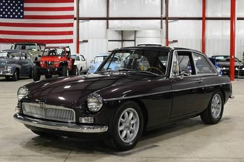 1967 MG MGB for sale in Grand Rapids, MI