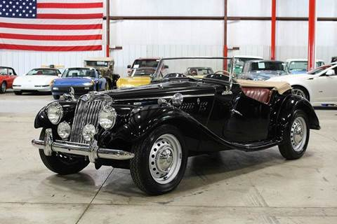 1955 MG TF for sale in Grand Rapids, MI
