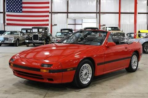 1988 mazda rx 7 for sale in grand rapids mi