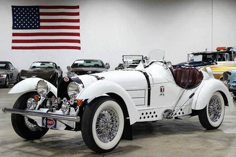 1934 Bugatti Type 59 for sale in Grand Rapids, MI