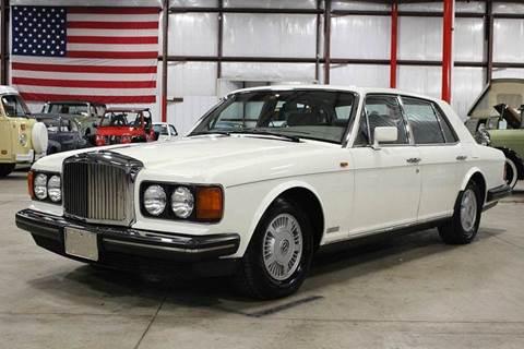 1989 Bentley Mulsanne for sale in Grand Rapids, MI