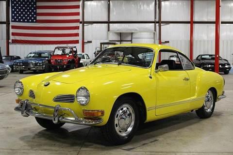 1971 Volkswagen Karmann Ghia for sale in Grand Rapids, MI