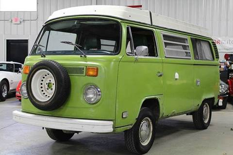 1978 Volkswagen Bus for sale in Grand Rapids, MI