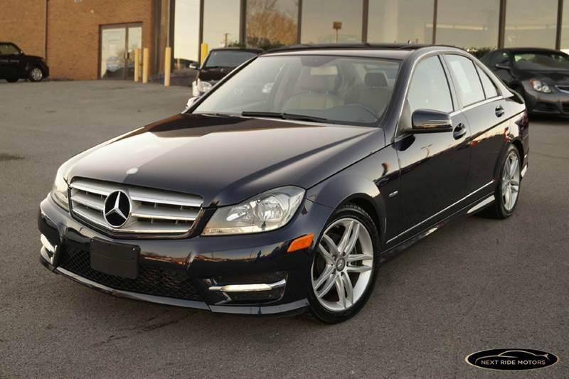 Used 2012 Mercedes Benz C Class C250 Sport 4dr In Mount