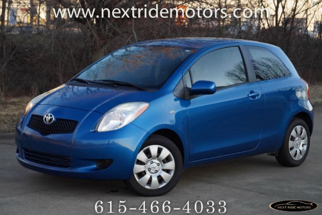 Used 2008 Toyota Yaris S 2dr Hatchback 4a In Mount Juliet