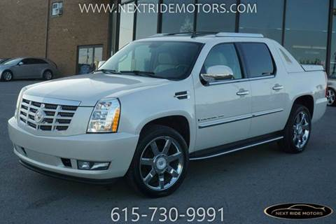 2008 cadillac escalade ext for sale new mexico. Black Bedroom Furniture Sets. Home Design Ideas