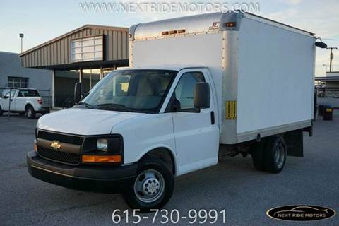 Chevrolet express cutaway for sale for Next ride motors murfreesboro