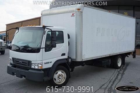 Used flatbed trucks for sale tennessee for Next ride motors murfreesboro