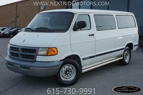 2000 Dodge Ram Van for sale in Nashville, TN