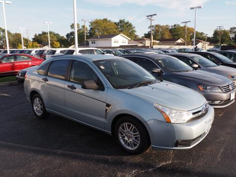 2008 Ford Focus for sale in Oak Lawn, IL