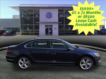 2015 Volkswagen Passat for sale in Oak Lawn, IL