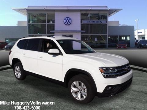 2018 Volkswagen Atlas for sale in Oak Lawn IL