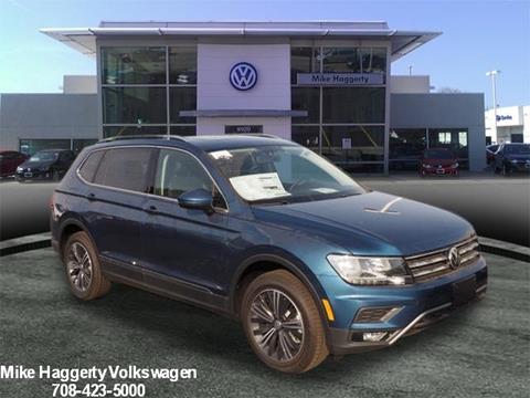 2018 Volkswagen Tiguan for sale in Oak Lawn IL