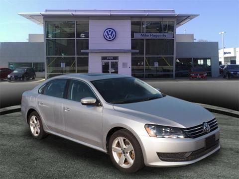 2013 Volkswagen Passat for sale in Oak Lawn, IL