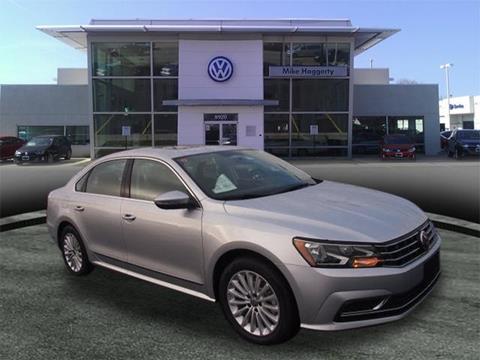 2017 Volkswagen Passat for sale in Oak Lawn, IL