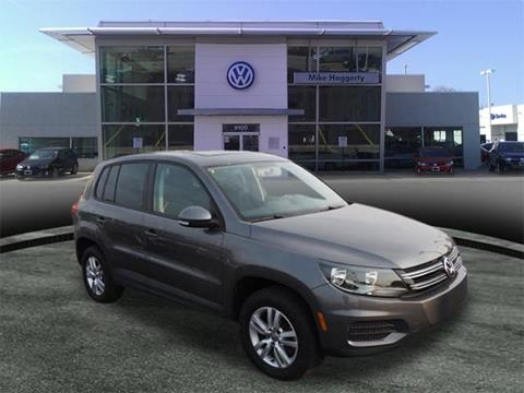 2013 Volkswagen Tiguan for sale in Oak Lawn, IL