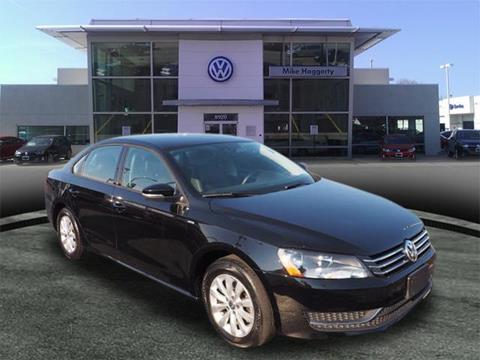 2015 Volkswagen Passat for sale in Oak Lawn IL