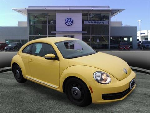 2013 Volkswagen Beetle for sale in Oak Lawn IL
